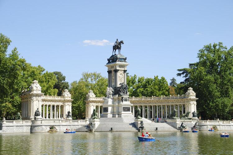 Qué ver y hacer en Madrid - Parque del Retiro