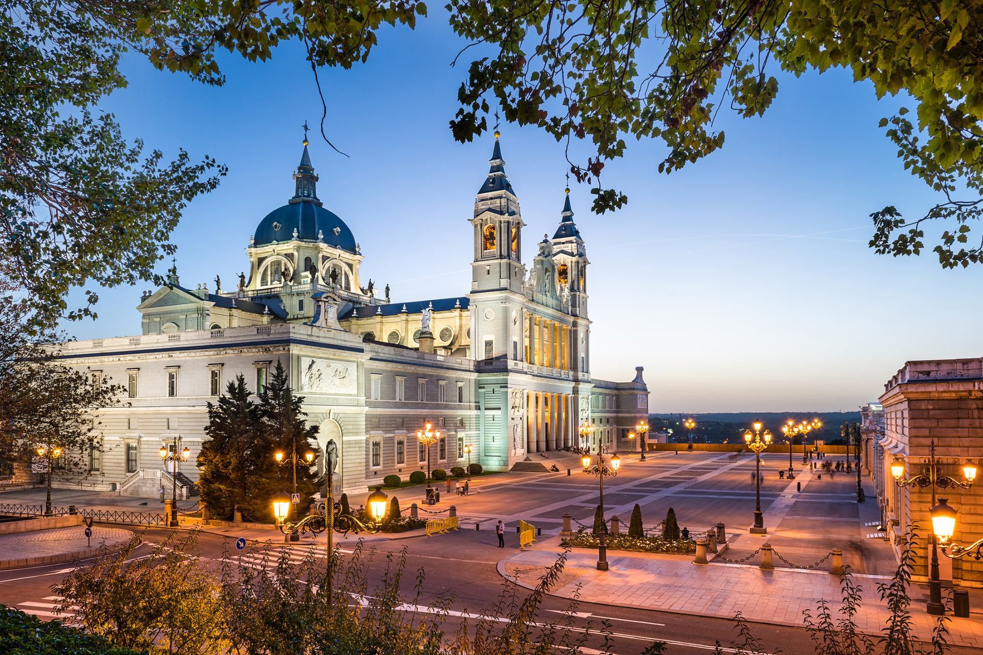 Qué ver y hacer en Madrid - Catedral de la Almudena