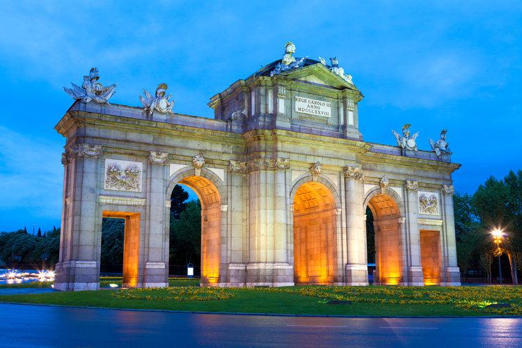 Qué ver y hacer en Madrid - Puerta de Alcalá