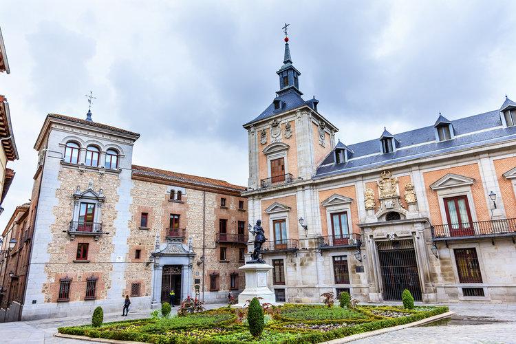Qué ver y hacer en Madrid - Plaza de la Villa
