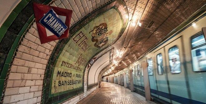 Qué ver y hacer en Madrid - Andén 0 | Foto: esmadrid.com