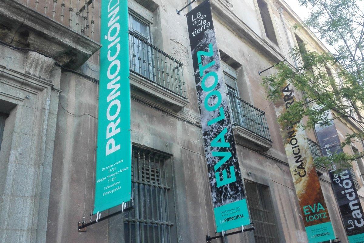Qué ver y hacer en Madrid - La Tabacalera | Foto: promocióndelarte.com