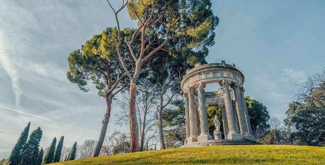 Qué ver y hacer en Madrid - Parque del Capricho | Foto: esmadrid.com