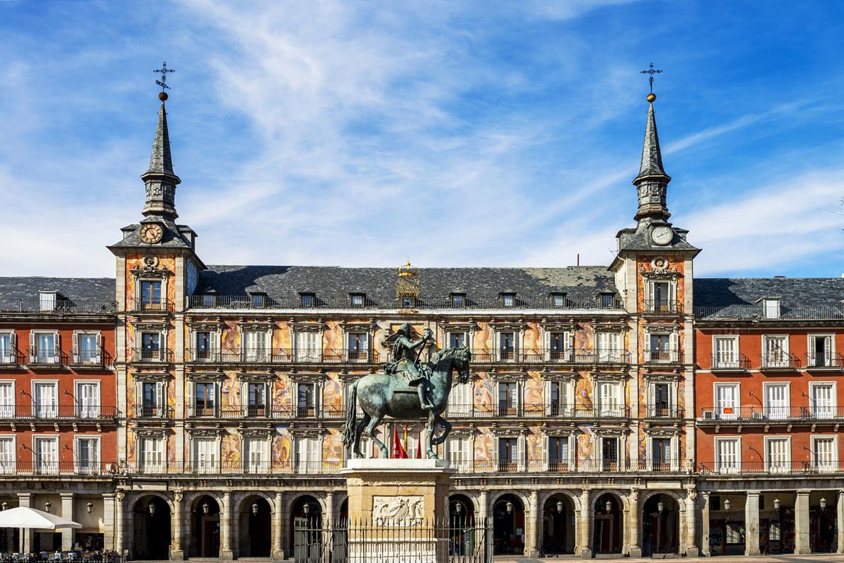 Qué ver y hacer en Madrid - Madrid de los Austrias | Foto: Beatrice Preve | Dreamstime.com
