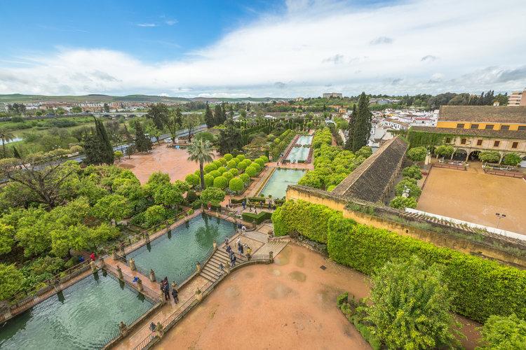 Qué ver en Córdoba - Alcázar de los Reyes Cristianos | Foto: Bennymarty | Dreamstime.com