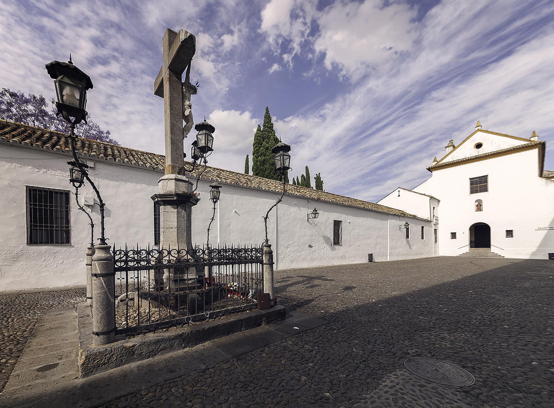 Qué ver en Córdoba - Plaza de Capuchinos | Foto: Satur Pérez | Dreamstime.com