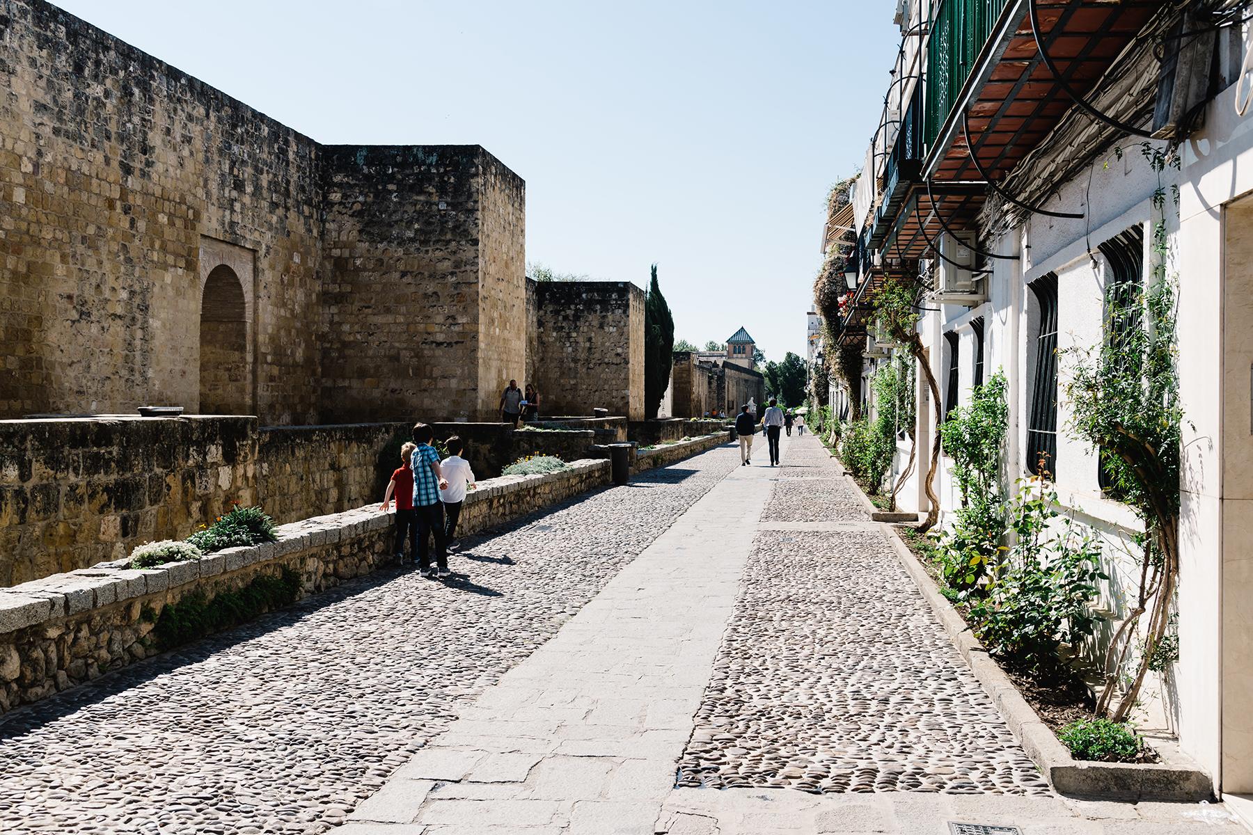 Qué ver en Córdoba - Muralla y Puertas | Foto: Jjfarq | Dreamstime.com