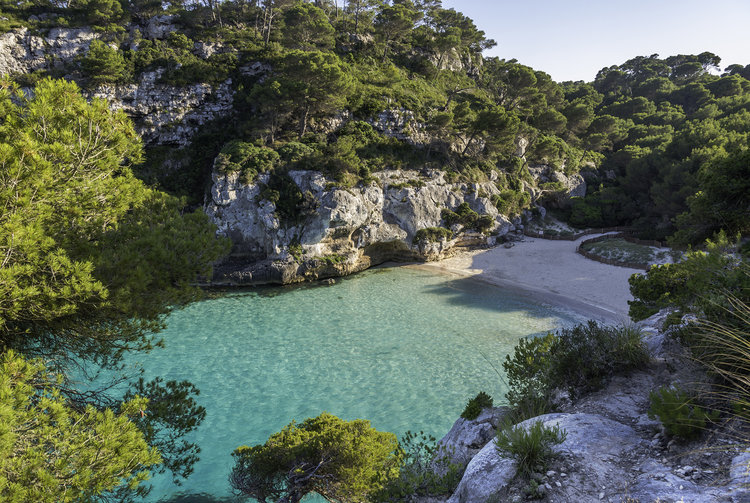 Qué ver y hacer en Menorca - Ruta por sus calas