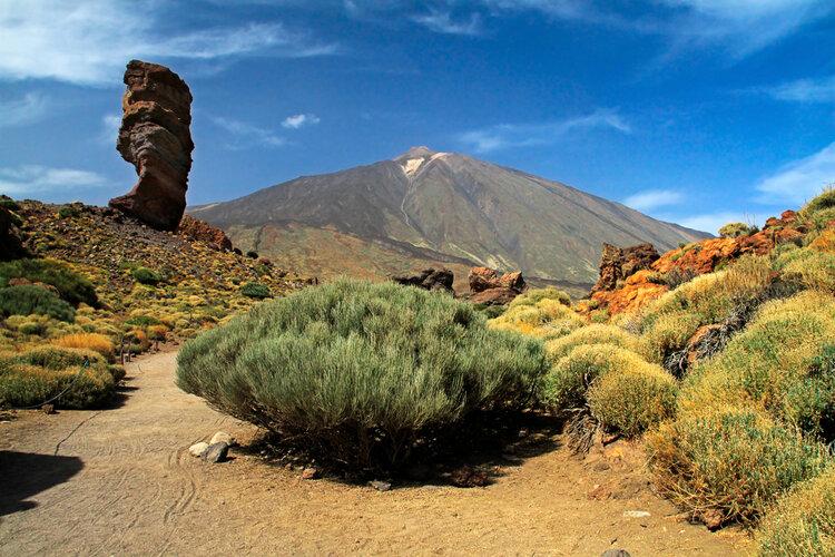 Qué ver en Tenerife: Parque Nacional del Teide