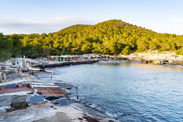 Qué ver en Ibiza - Sa Caleta