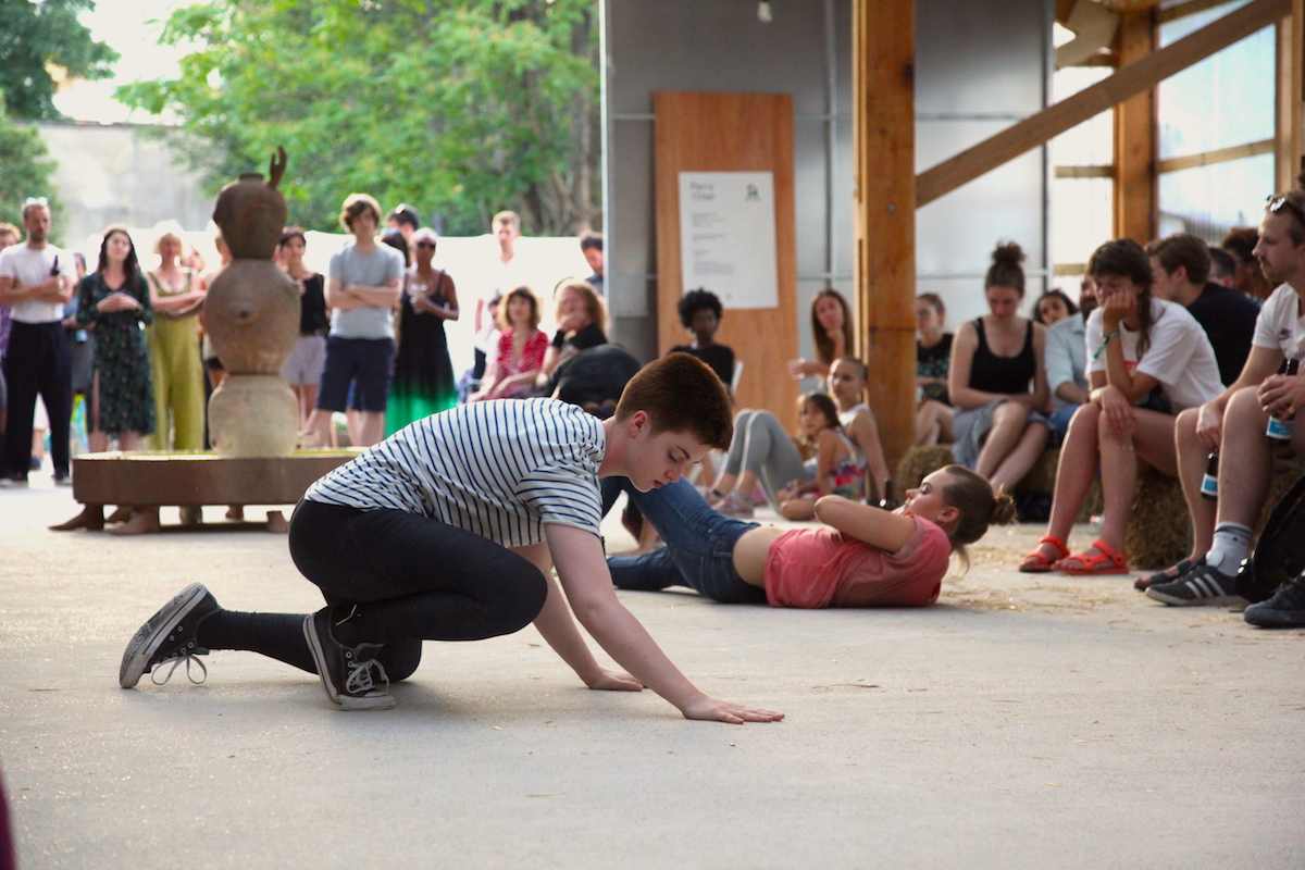 C_9386b_Sasha Pirogova, Shift, 2018, performance, Pervilion. Photo by Ottilie Landmark, courtesy Dorothy Feaver.JPG