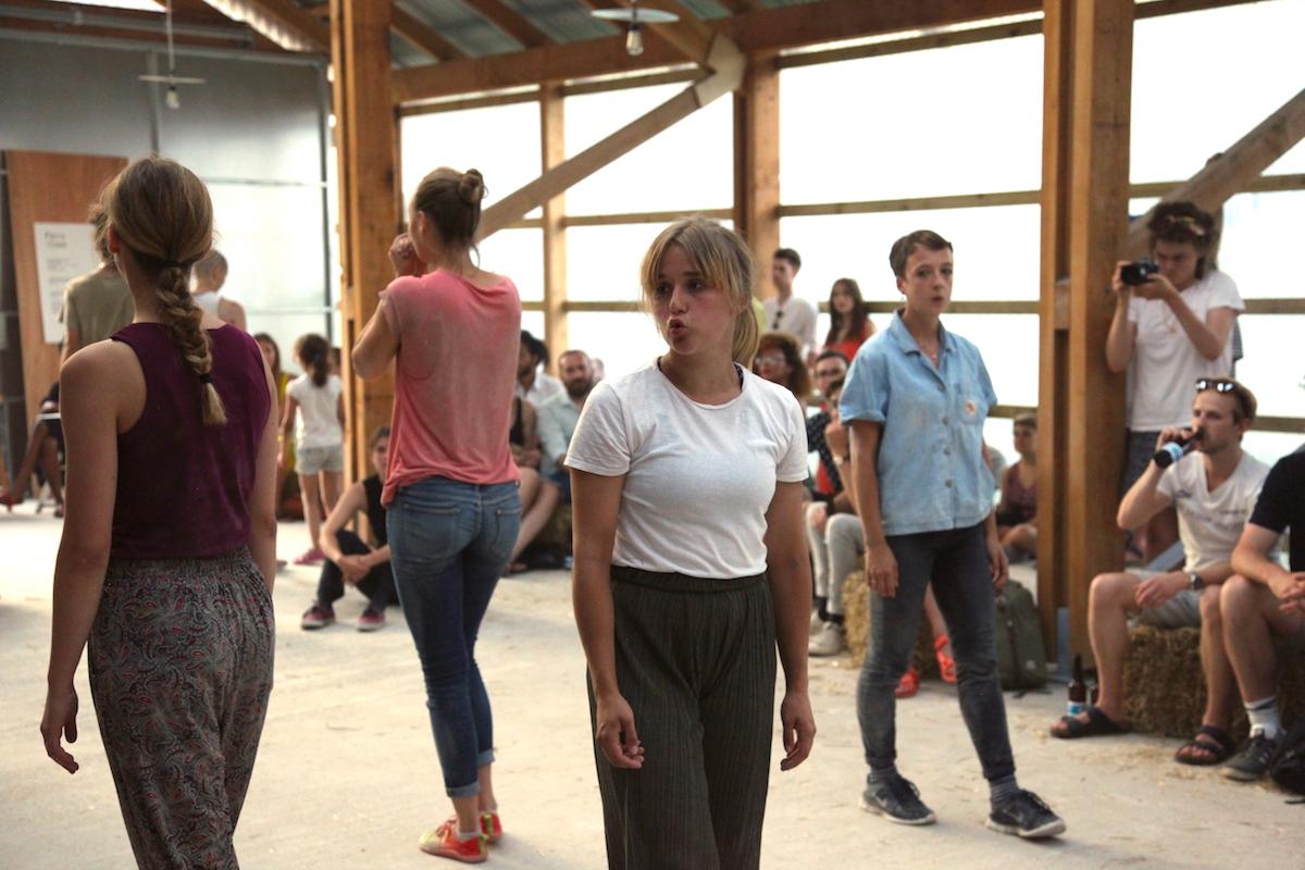 J_9430b_Sasha Pirogova, Shift, 2018, performance, Pervilion. Photo by Ottilie Landmark, courtesy Dorothy Feaver.JPG
