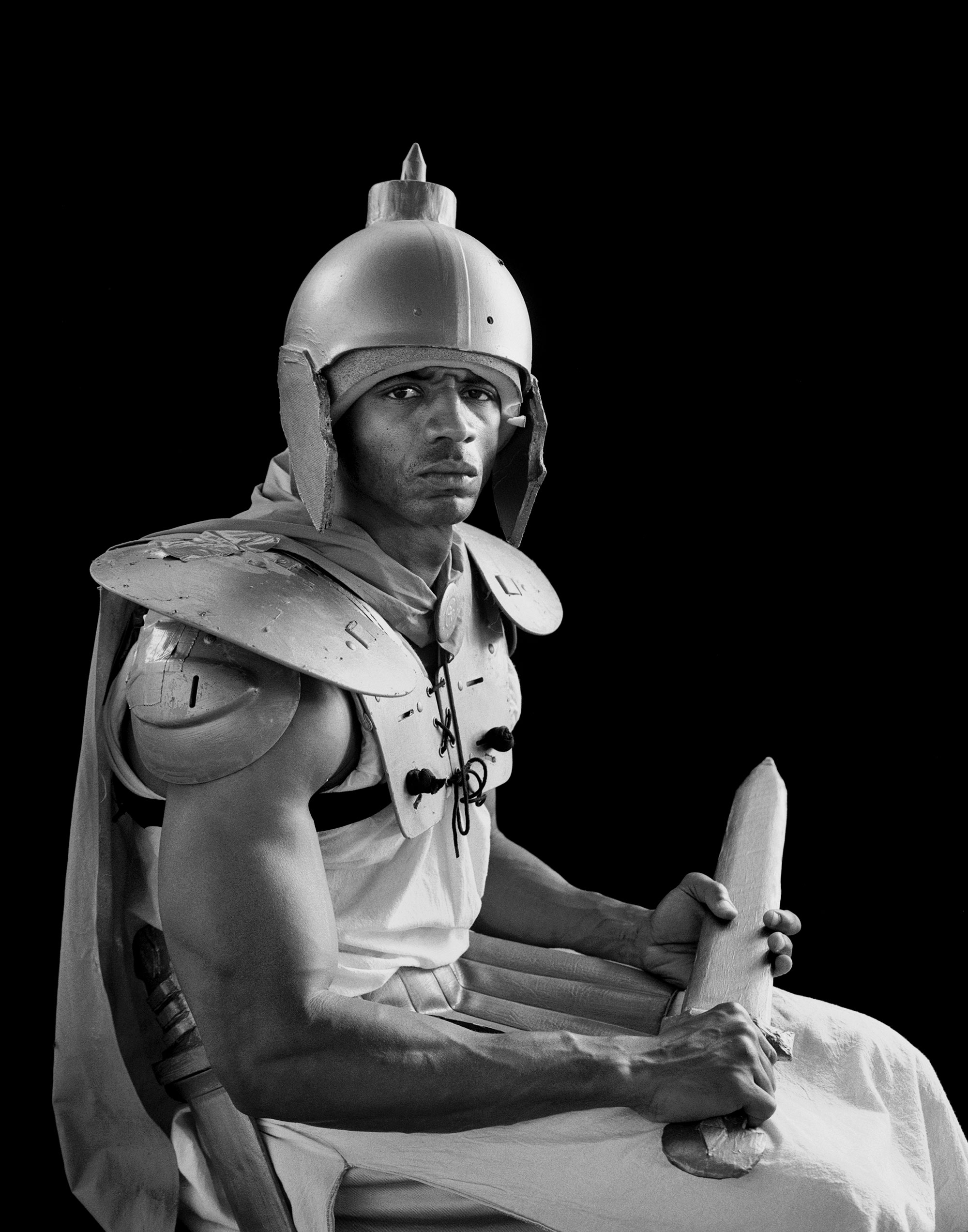 Jamal Johnson (Roman Soldier)    Sentenced to LIFE. Angola Prison, Louisiana
