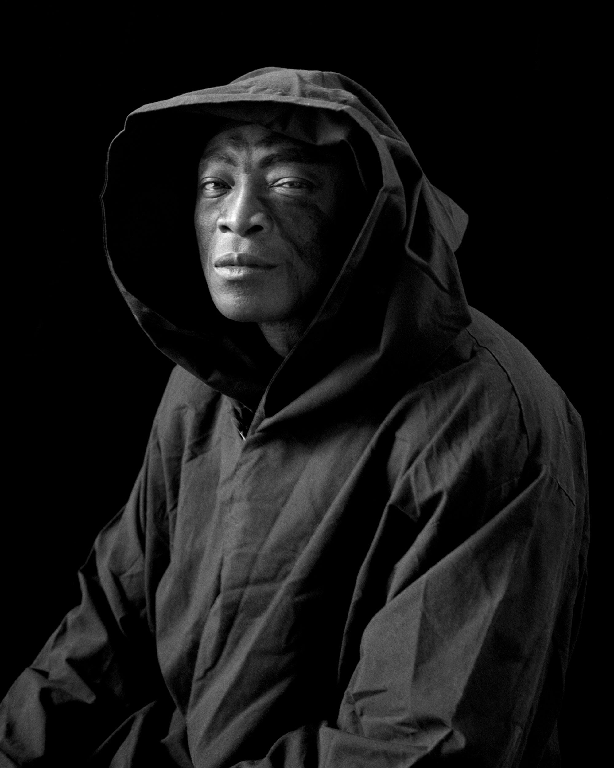 Barry Woods (Male Devil #2)   Angola Prison, Louisiana