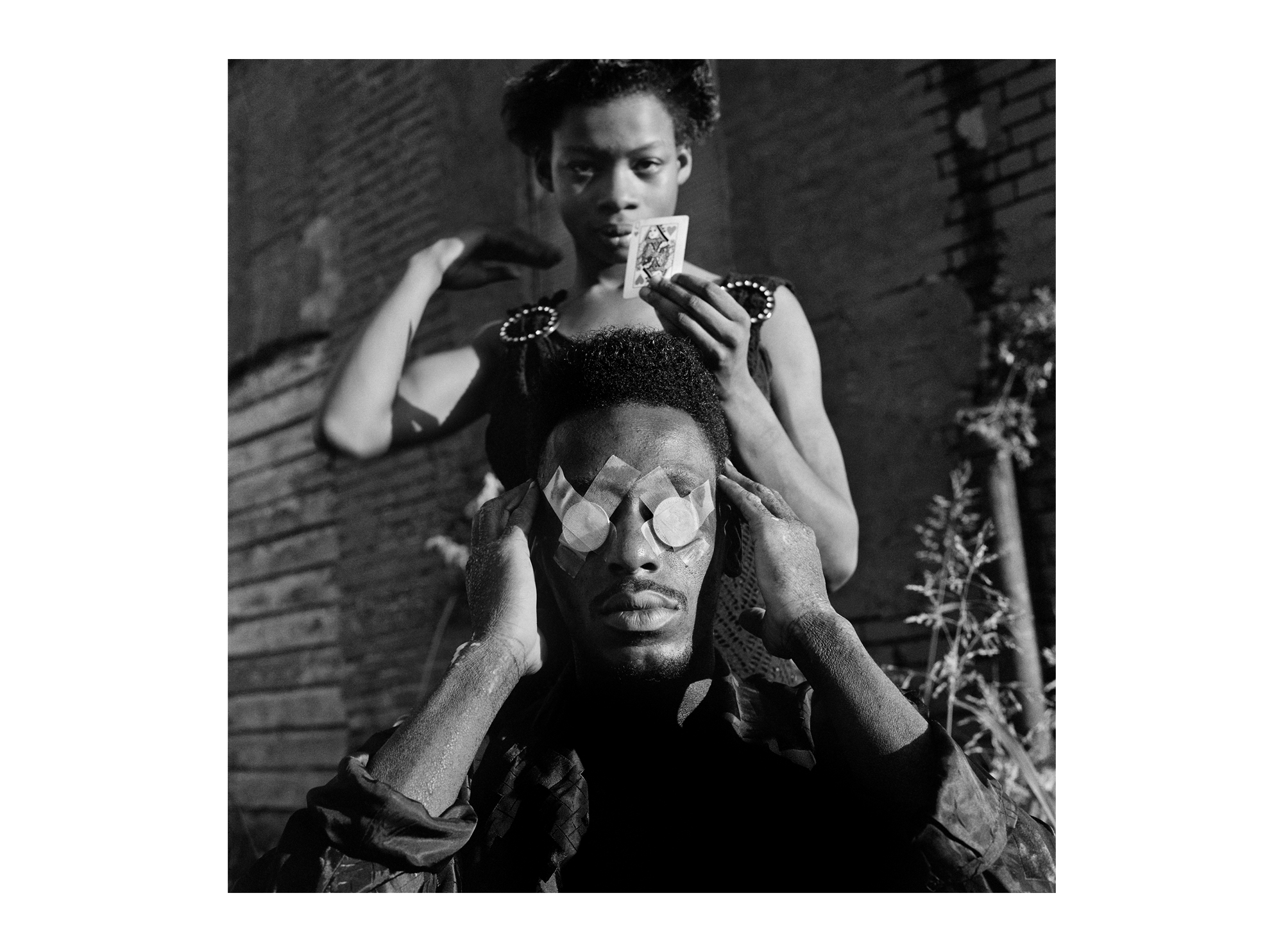 Damien and Listine  , 1992.