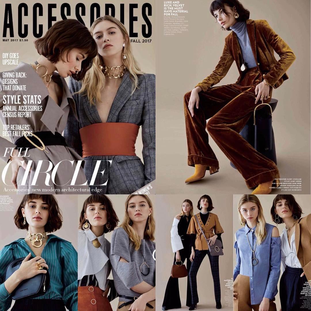 Source :  Accessories Magazine Instagram