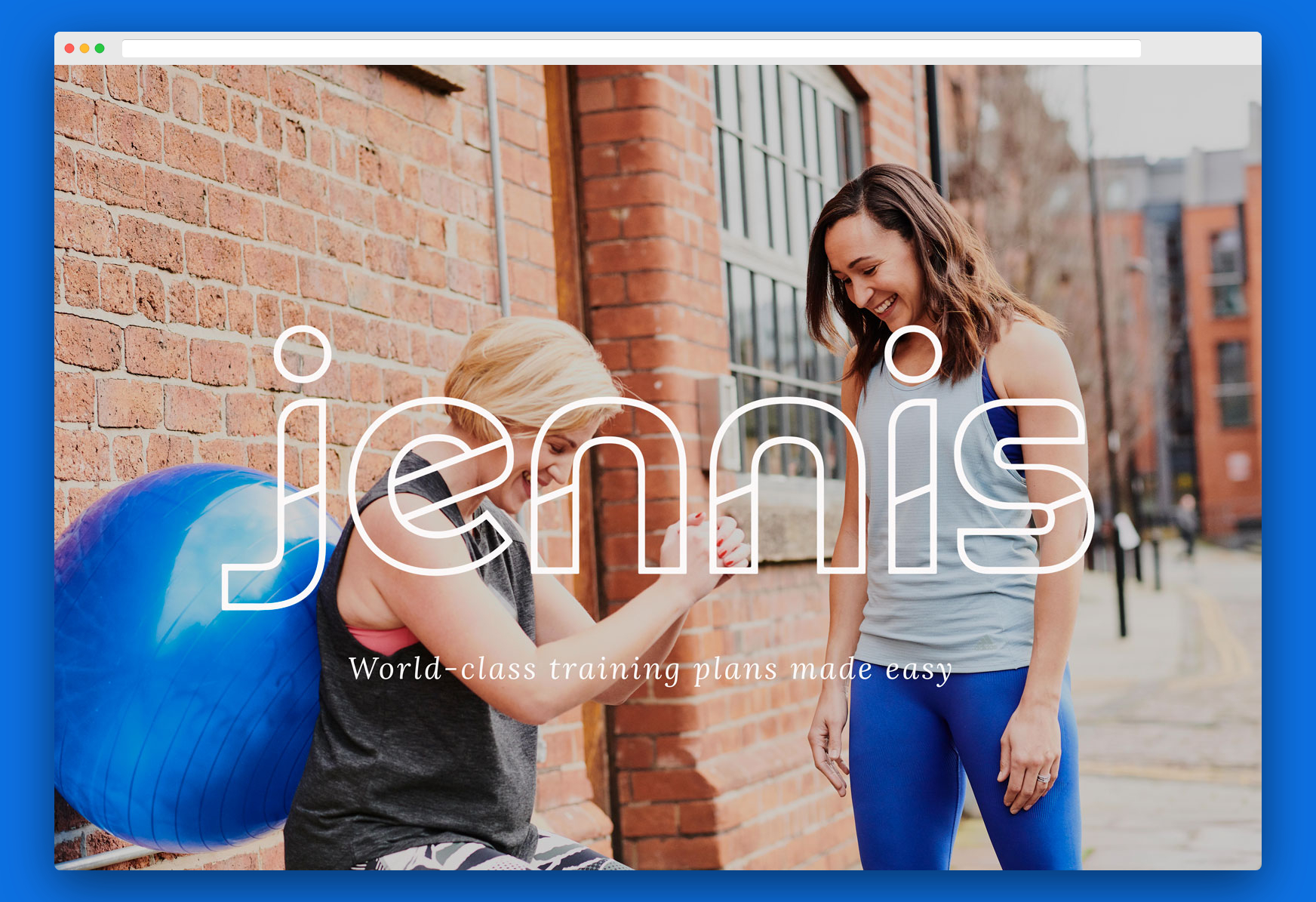 Find out first - Be the first to download the Jennis app, check out the workout plans, enjoy Jessica's favourite recipes and receive exclusive invites to Jennis events.Visit: Jennisfitness.com