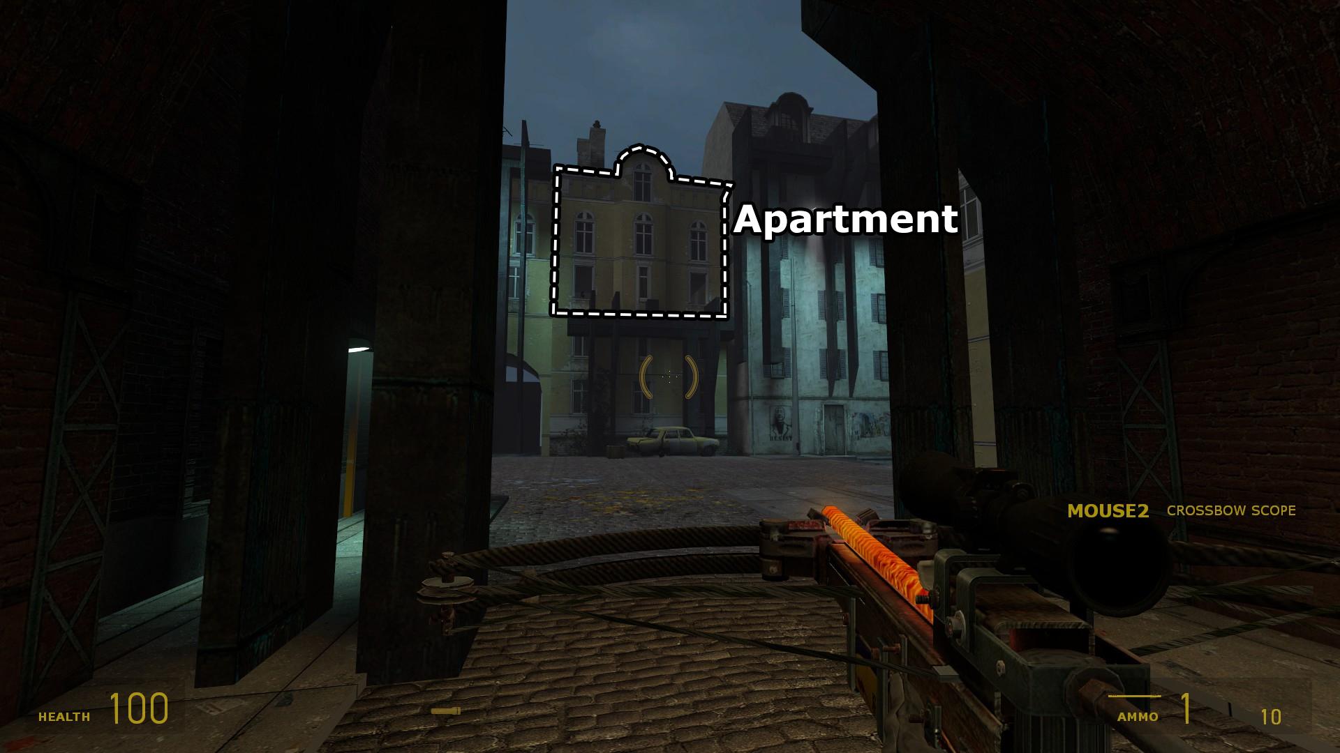 apartmentingame