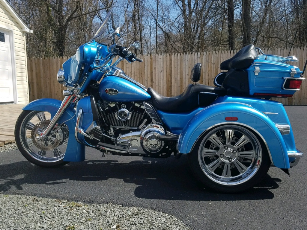 Trikes & Conversions Gallery -