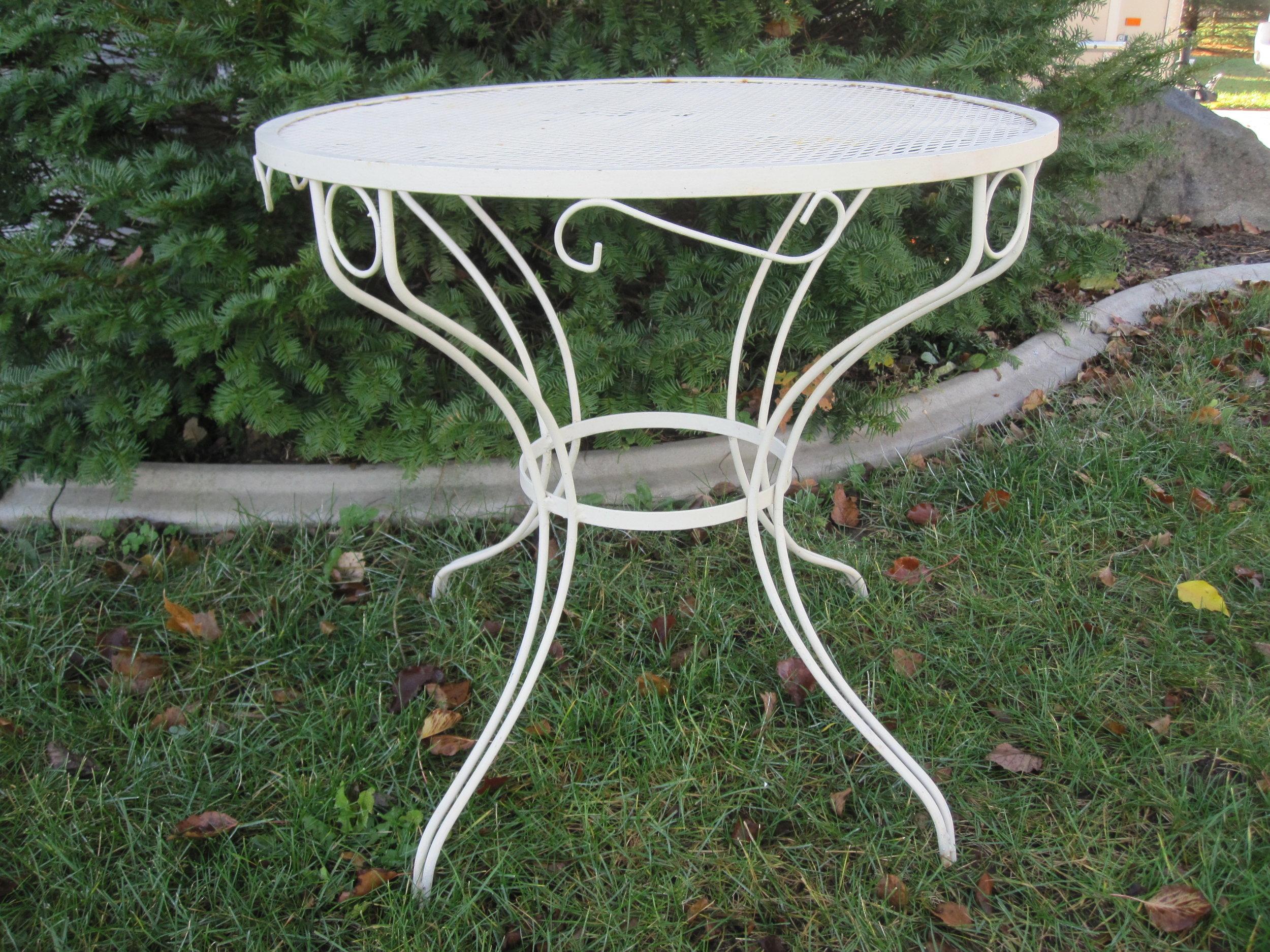 Delores Table - Description ~ 30