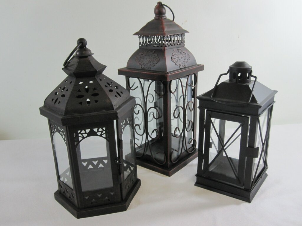 Lanterns - DescriptionQuantityPrice