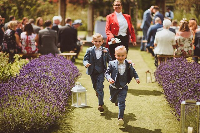 Children can be an important part of a fabulous wedding #Toastmaster #weddings #families #Mr&Mrs