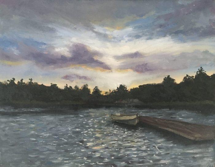 After the Storm (oil)