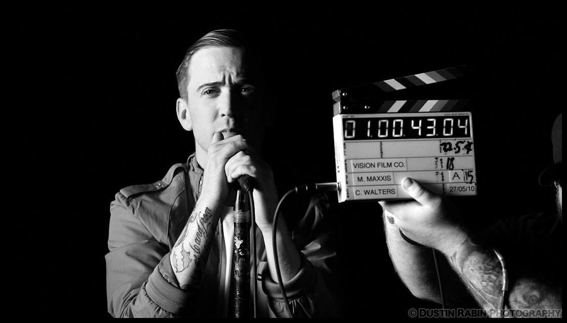 Billy Talent: behind the scenes