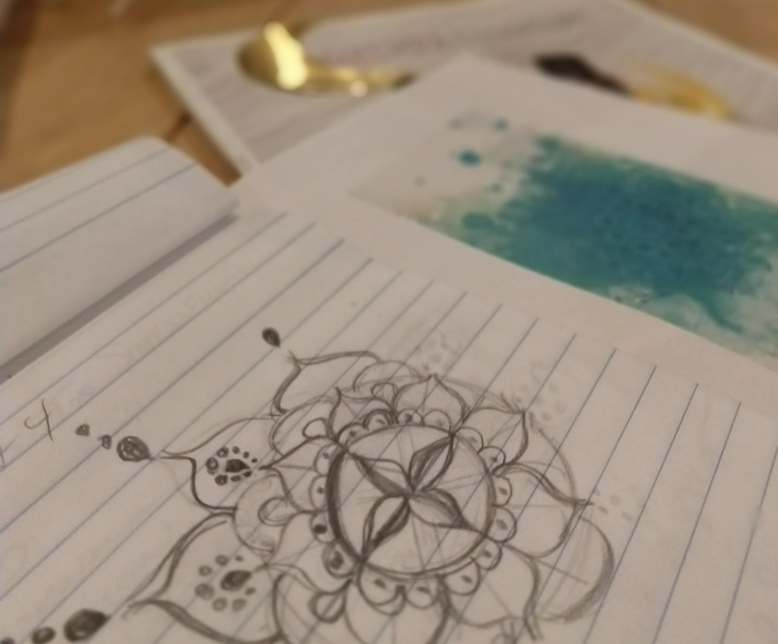Design: Mandala - Theme: Uplifting