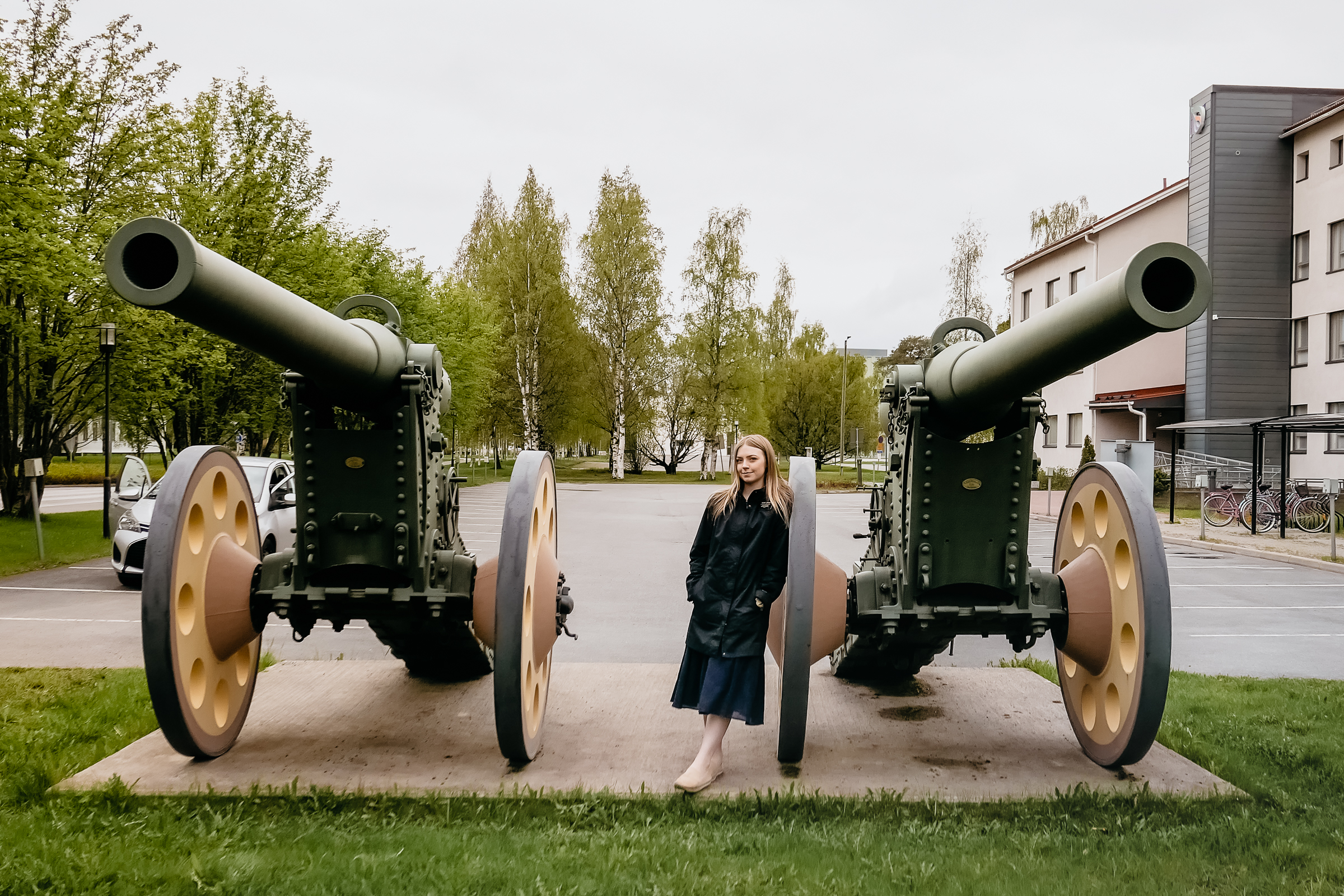 found some cool canons
