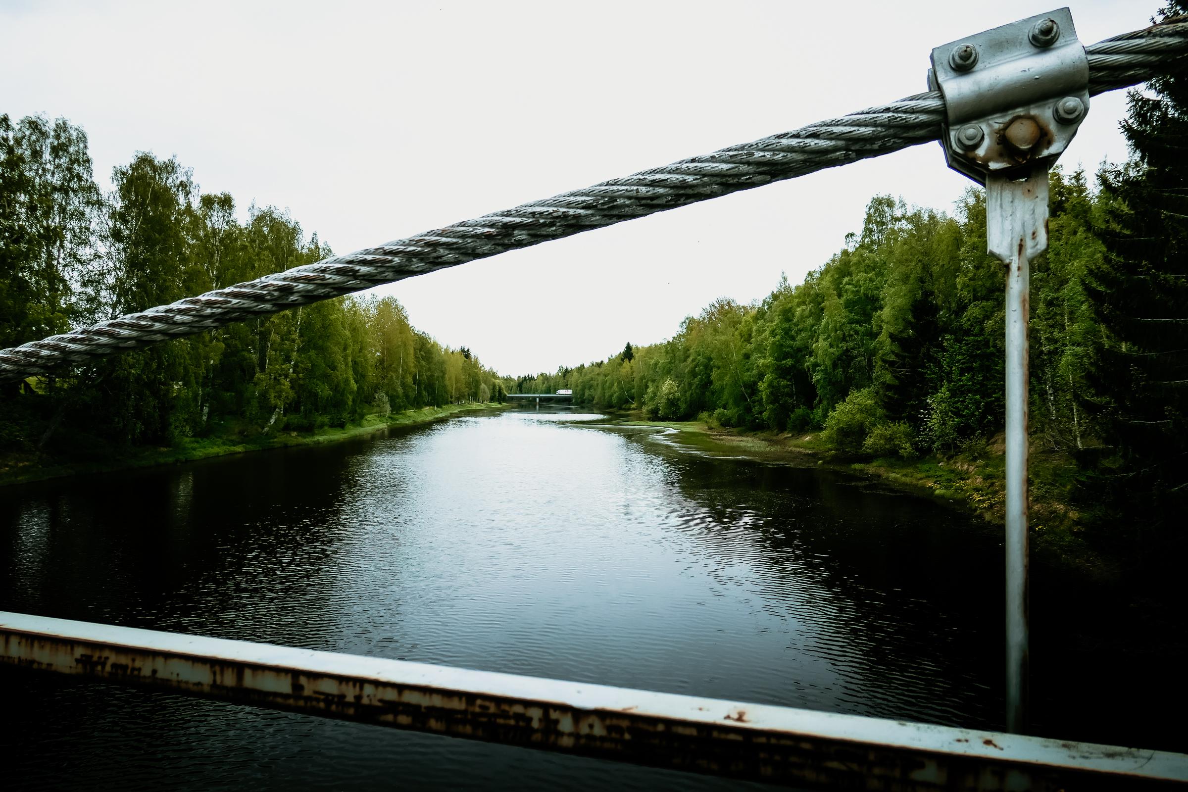 Somewhere in Oulu?