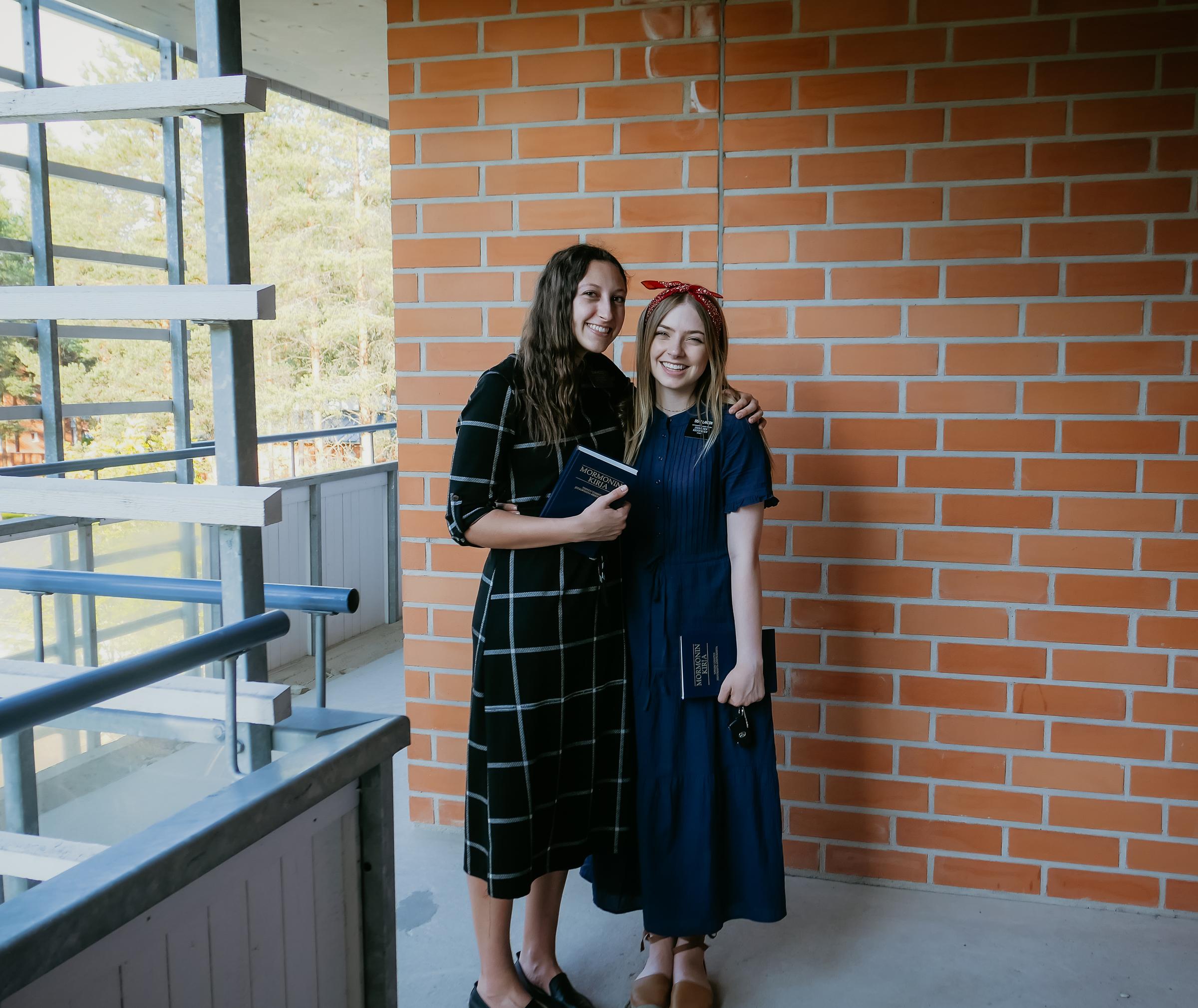 sister kezos and i
