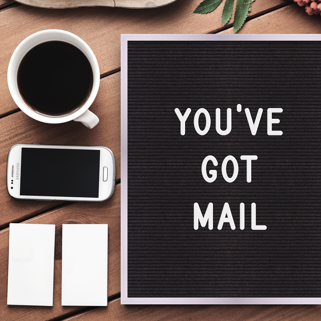 VIEW FULL INSTAGRAM POST HERE   📬Have you signed up for our email newsletter yet? Join our tribe and subscribe at the link in our bio to get us in your inbox each and every week. 💌 • • •  #brittaniwillscreative  #newsletter  #emailmarketing  #youvegotmail