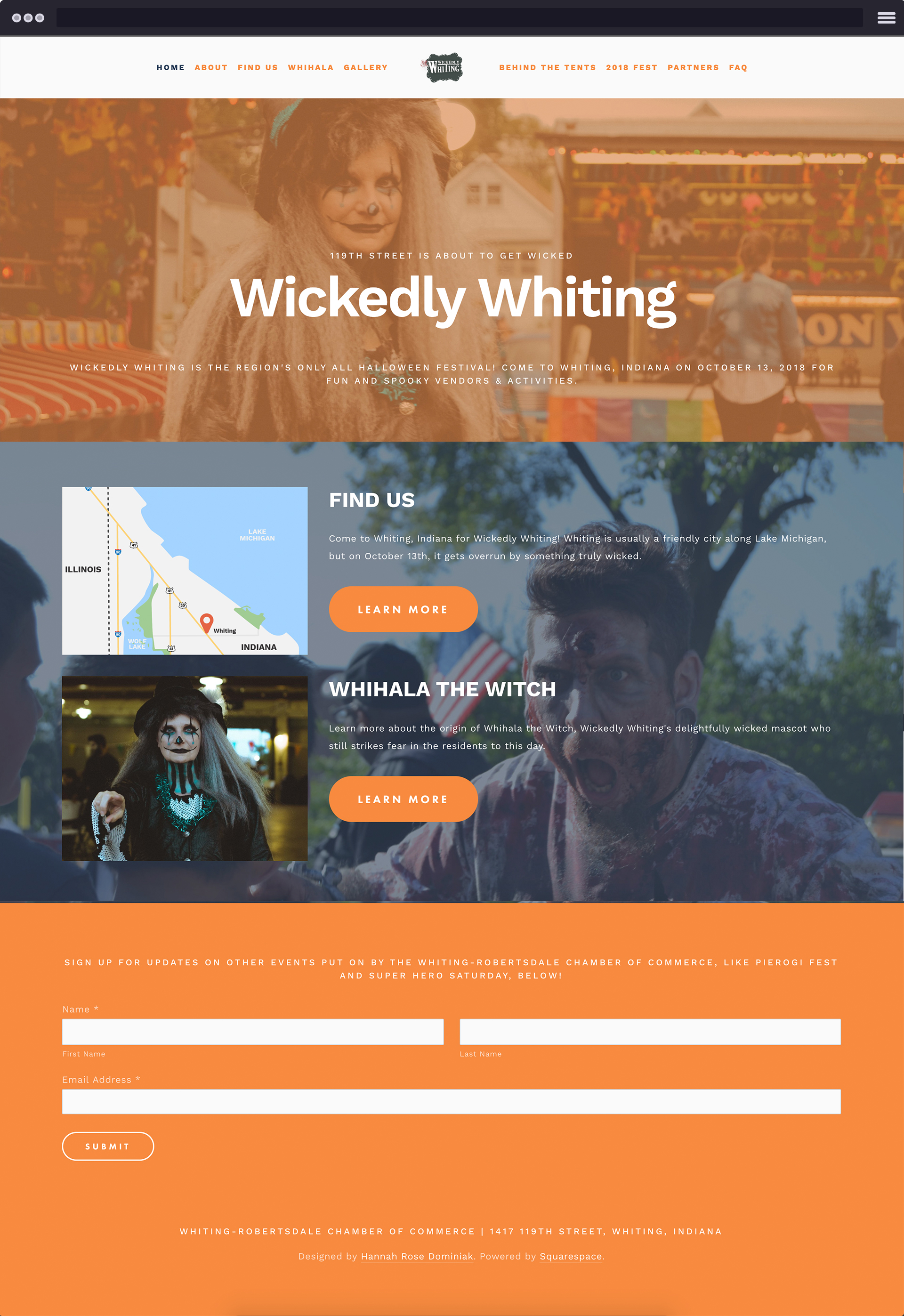 Wickedly Whiting