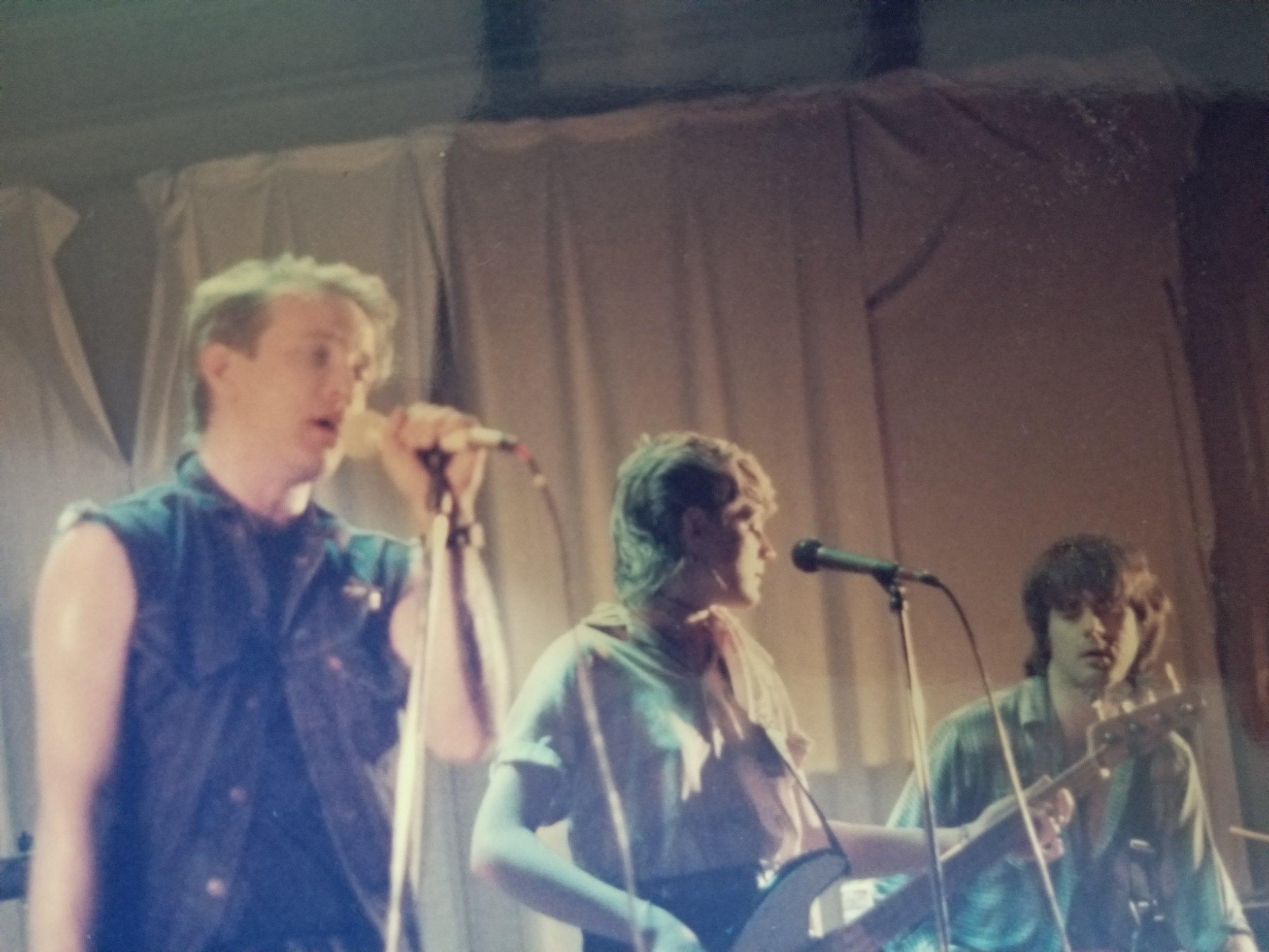 Craig Taylor, Shaggy, Billy King