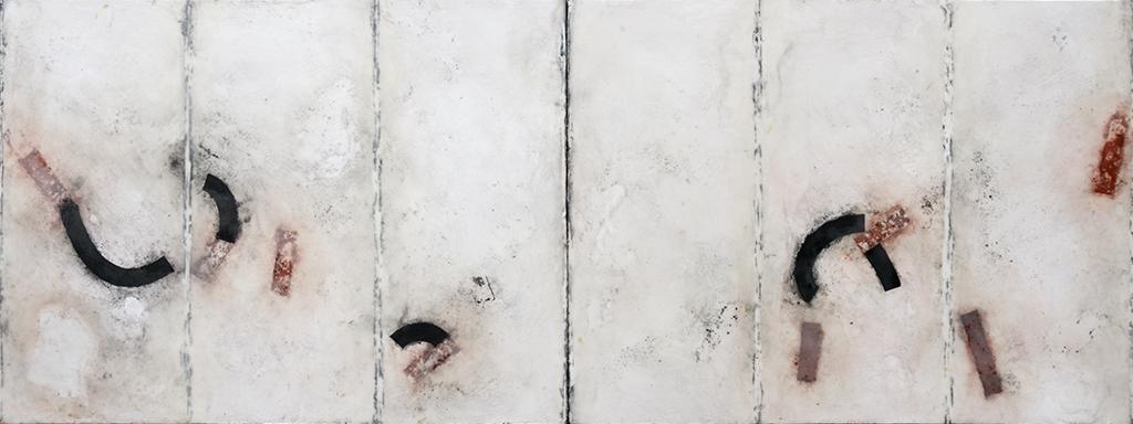 Grid #3 (diptych)