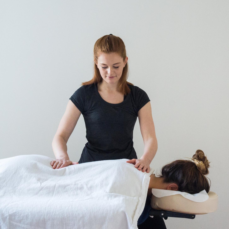 Best massage therapist Somerset