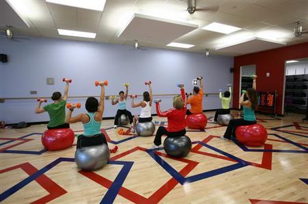 Fitness Classroom