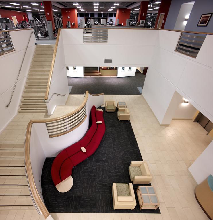 Facility Atrium