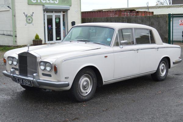 Rolls Royce Silver Shadow - £14,950.00Mileage - 55,000Year - 05/1971SOLD