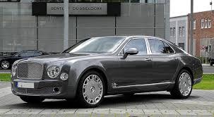 Bentley Mulsanne - £250,00.00Year - 05/2016SOLD