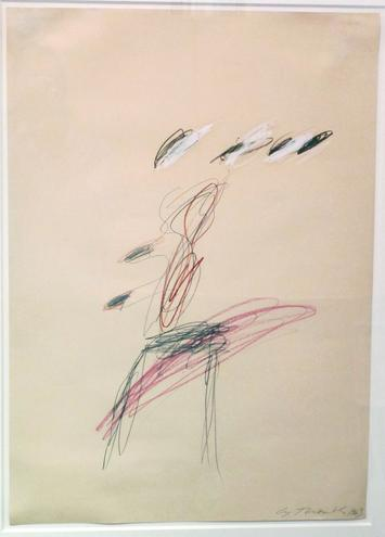 Cy Twombly: November 9, 2013 - January 11, 2014