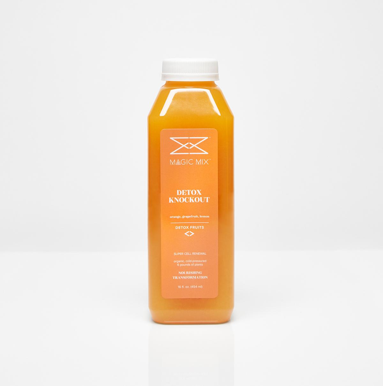 DETOX FRUITS // JUICE -