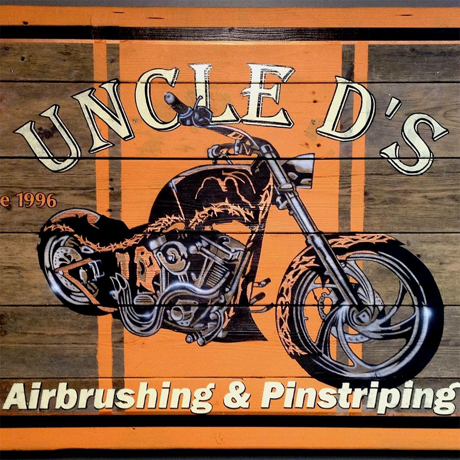 Uncle D's Airbrushing & Pinstriping
