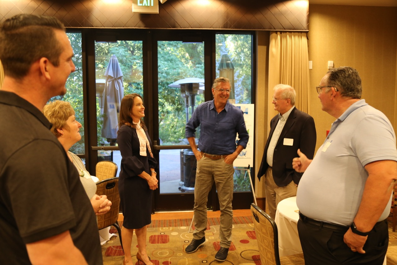 Business Leaders Open House