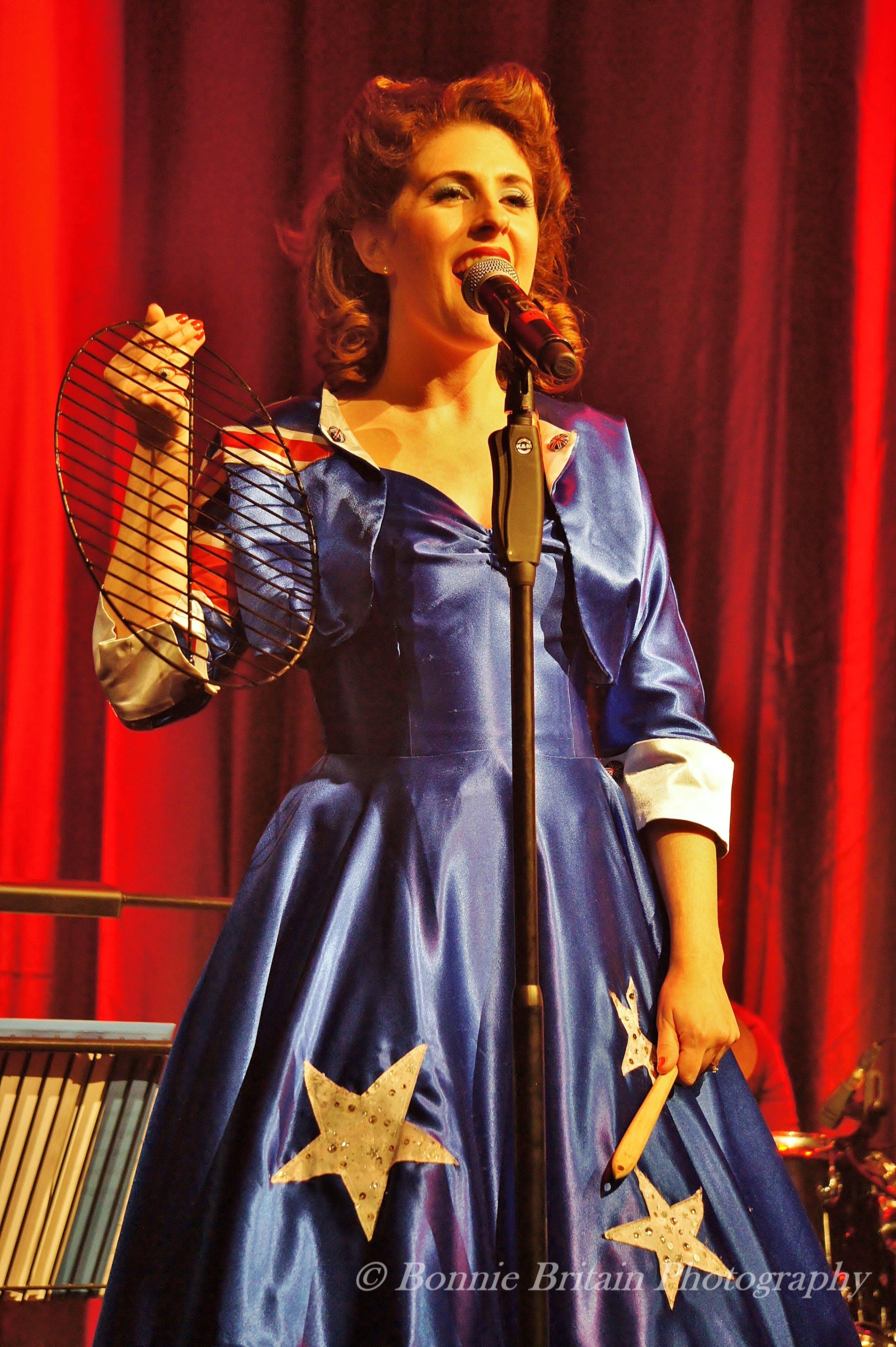 Ashleigh's BBQ grill - Live at the Hippodrome  Photo credit: Bonnie Britain