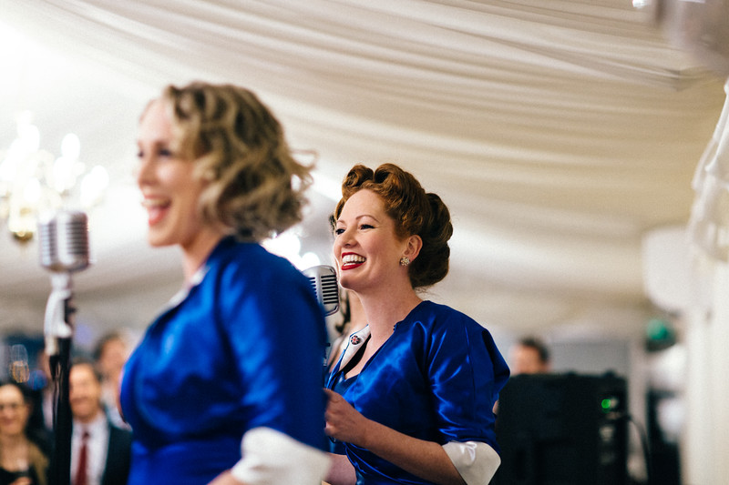 CAANZ event at the House of Commons. Chloe and Kara  Photo credit: Harry Swinnerton