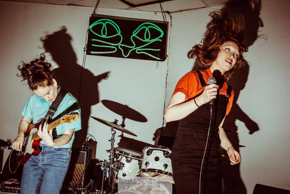 French vanilla at pehrspace on May 9, 2016 - Photo BY joe Cortez (@celluloidannoyed)