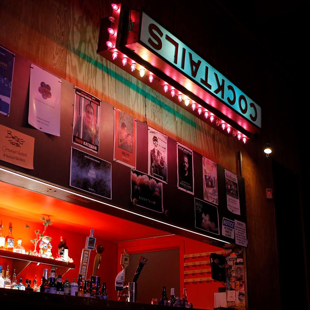 BOOTLEG THEATER - 2220 Beverly Blvd.Los Angeles, CA 90057