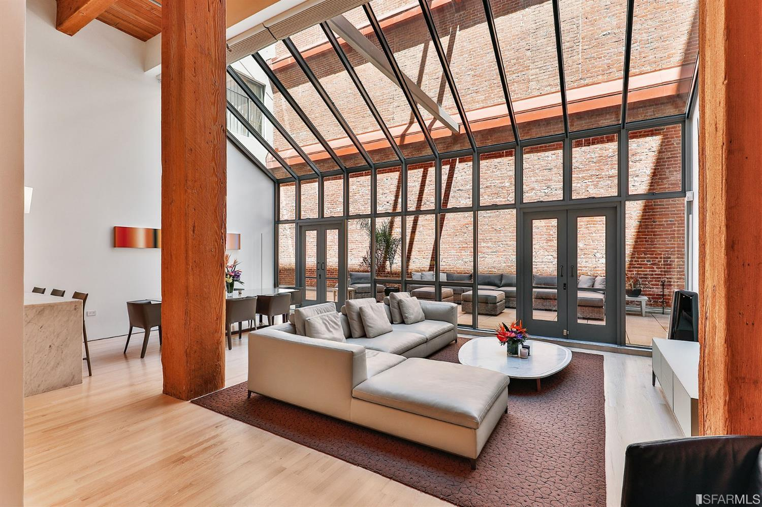 355 Bryant Street #102 sold in May, 2109 for $2,425,000